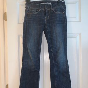 American Eagle Size 0 Bootcut Jeans